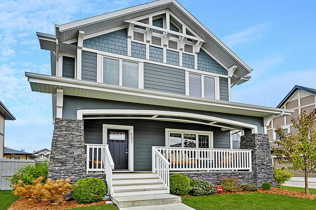 Home for Sale in Griesbach 5431 BONAVENTURE AVENUE