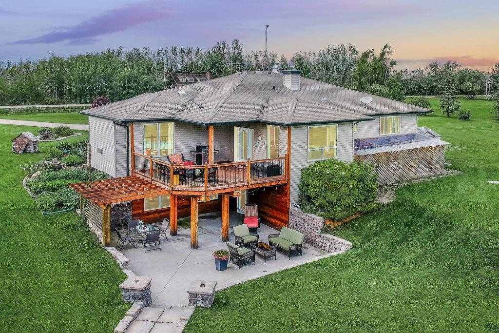 53045 RANGE ROAD 225 in Rural Strathcona County Edmonton Real Estate