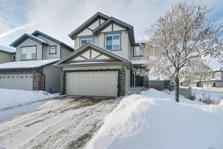 16640 136 Street in Carlton Neighbourhood Edmonton Real Estate