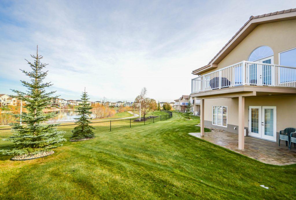 221 - 13835 155 Avenue Carlton Lake Villas Edmonton Condo Real Estate for Sale