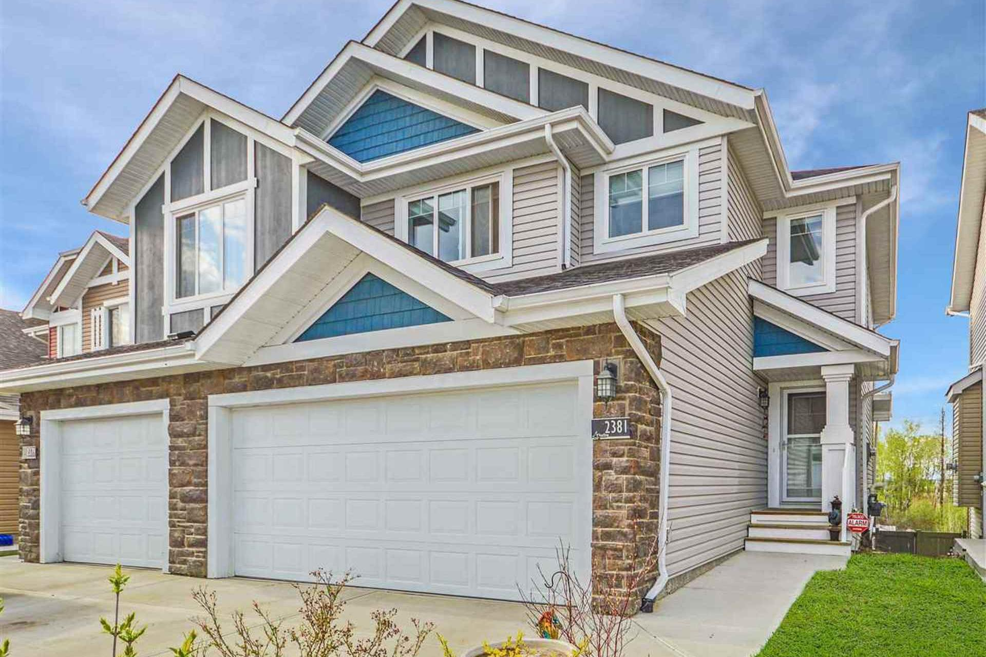 2381 Sparrow Crescent, Starling, Edmonton